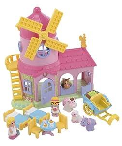 Early Learning Centre Happyland Windmill Farm Amazon Co