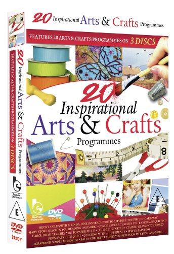 ARTS AND CRAFTS COLLECTION [IMPORT ANGLAIS] (IMPORT)  (COFFRET DE 3 DVD)