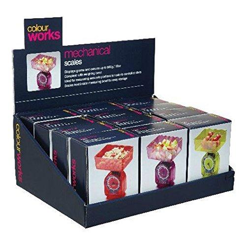 Colourworks Couleur Échelles De Mesure (pack de 2)