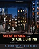 img - for Scene Design and Stage Lighting book / textbook / text book