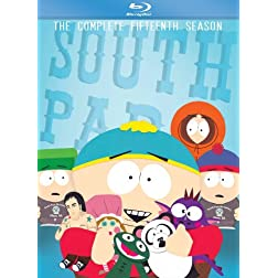 South Park: The Complete Fifteenth Season [Blu-ray]