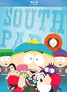 South Park: The Complete Fifteenth Season  2 Disc Blu-Ray