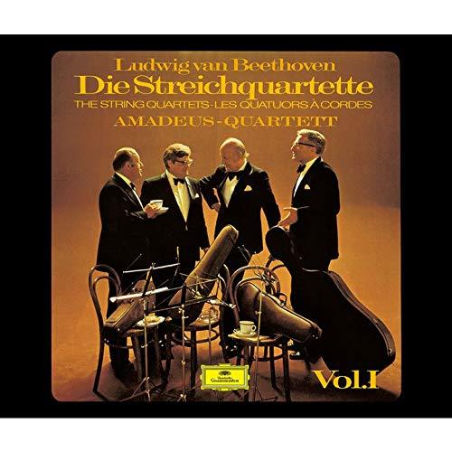 SACD : BEETHOVEN / AMADEUS QUARTET - Beethoven: String Quartets 1-10 (3 Discos)