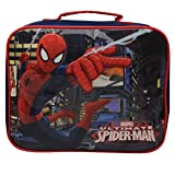 Marvel Spiderman Lunch Bag Kids School Official Brand Disney