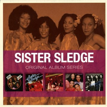 Sister Sledge - Original Album Series -  Sister Sledge - Zortam Music