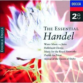 Handel: Rinaldo, HWV 7a / Act 3 - March & Battle