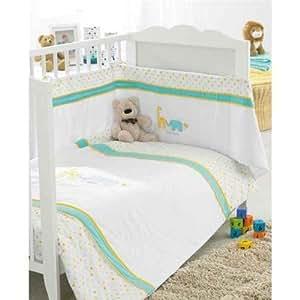 Best Friends Baby Bedding 3 Piece Cot Set Unisex Baby
