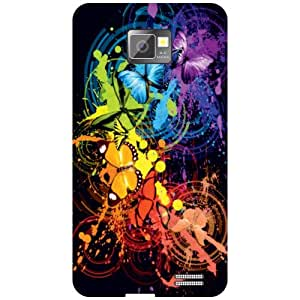 Samsung Galaxy S2 Phone Cover - Matte Finish Phone Cover