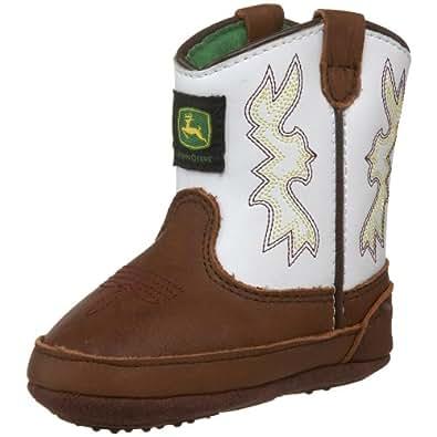 Amazon Com John Deere 133 Western Boot Infant Toddler