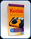 Kodak HD Power Flash Single Use 35mm camera - 39 EXPOSURES