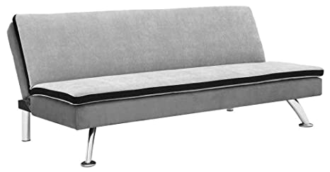 Maddox Futon in Gray