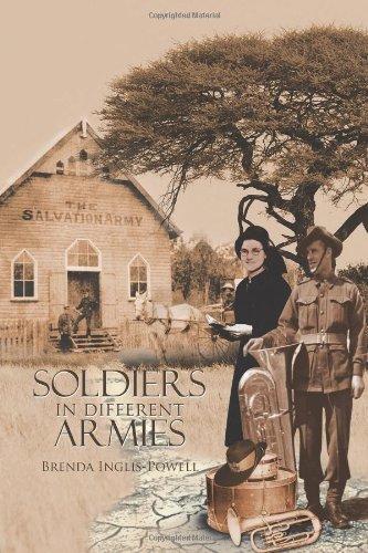 Soldats dans différentes armées
