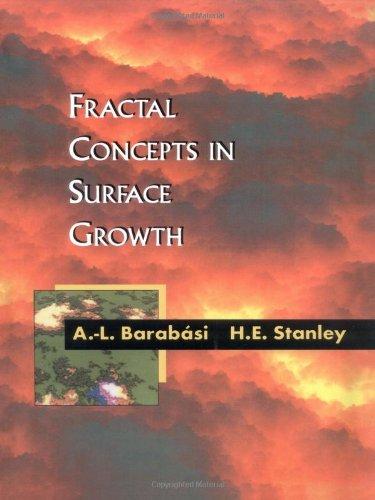 Fraktale Konzepte in der Oberfläche Wachstum