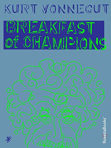 A mindbending read at its BEST PRICE EVER from the iconic author of SLAUGHTERHOUSE-FIVE and CAT'S CRADLE  BREAKFAST OF CHAMPIONS by Kurt Vonnegut