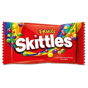 Kosher Skittles (Pack of 14)