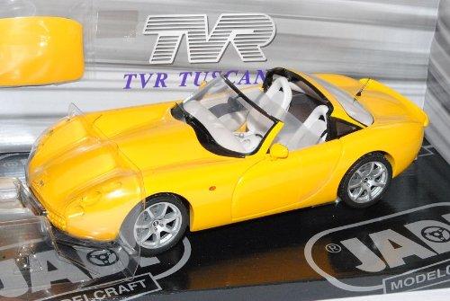 TVR Tuscan S Gelb 1/18 Jadi Modell Auto