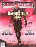 img - for Cinefantastique (December, 1993, Volume 24, #5) book / textbook / text book
