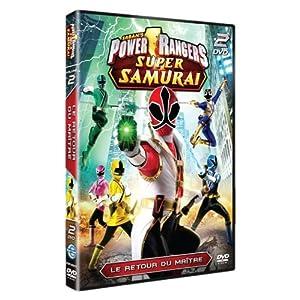 Power rangers super samuraï : le retour du maître 2