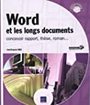 Word et les longs documents - concevo...
