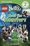 Simon Beecroft Lego Monster Fighters: Meet the Monsters (DK Readers: Level 2)