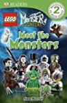 Dk Readers Lego Monster Fighters L2 M...