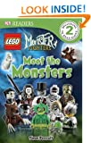 Lego Monster Fighters: Meet the Monsters (DK Readers: Level 2)