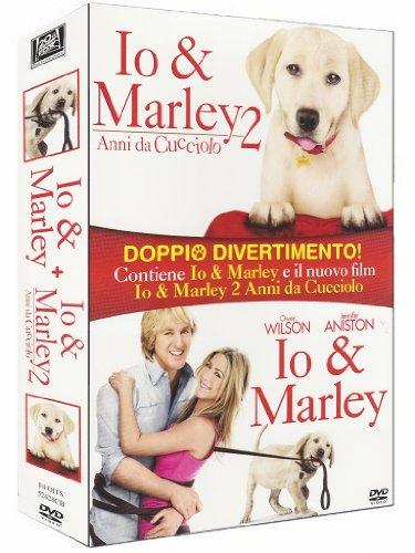 Io & Marley + Io & Marley 2 - Anni da cucciolo [2 DVDs] [IT Import]