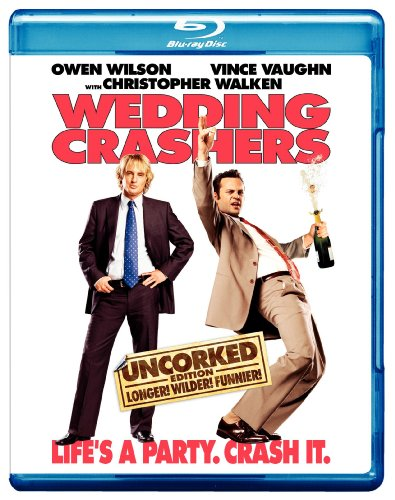 Cover art for  Wedding Crashers [Blu-ray]
