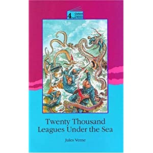Twenty Thousand Leagues Under the Sea, Level 4 (Oxford Progressive English Readers) D. H. Howe