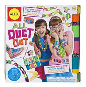 ALEX® Toys - Do-it-Yourself Wear! All Duct Out 769W