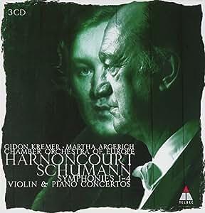 Schumann: Sym Nos 1 - 4 / Vln Cto / Pno Cto