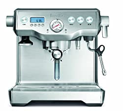 Breville BES900XL Dual Boiler Semi Automatic Espresso Machine made by HWI/Breville USA