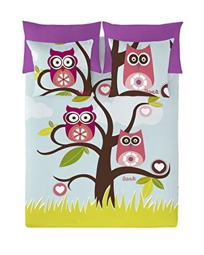 df07e8c2562 Valentina Juego De Funda Nórdica Birds In Tree | Mi Moda Estilo