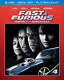 Fast & Furious (2009)  [Blu-ray + Digital Copy + UltraViolet] (Bilingual)