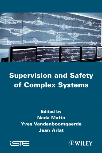Supervision and Safety of Complex Systems (ISTE)