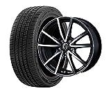 サマータイヤ・ホイール 1本セット 17インチ お勧め輸入タイヤ 215/45R17 + WEDS(ウエッズ)