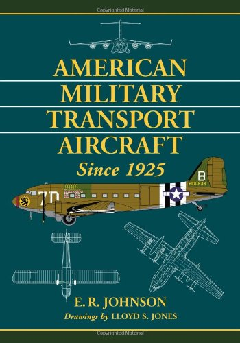 American Military Transport Aircraft Since 1925 front-320211
