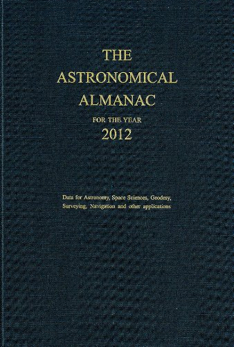 Astronomical Almanac for the Year 2012 and Its Companion, the Astronomical Almanac Online