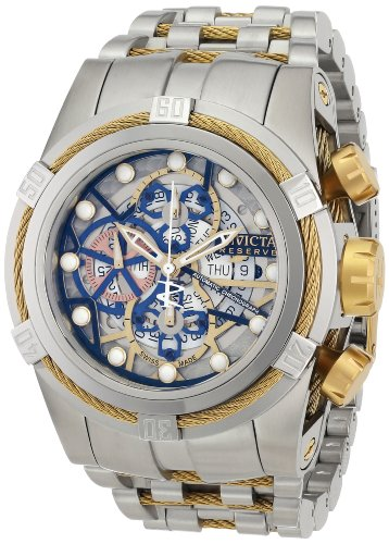 Invicta-Mens-12759-Bolt-Analog-Display-Swiss-Automatic-Silver-Watch