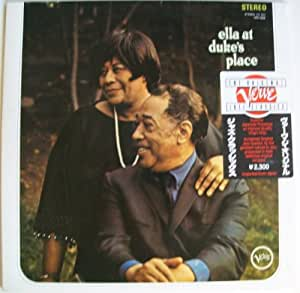 Ella Fitzgerald Duke Ellington Ella At Duke S Place