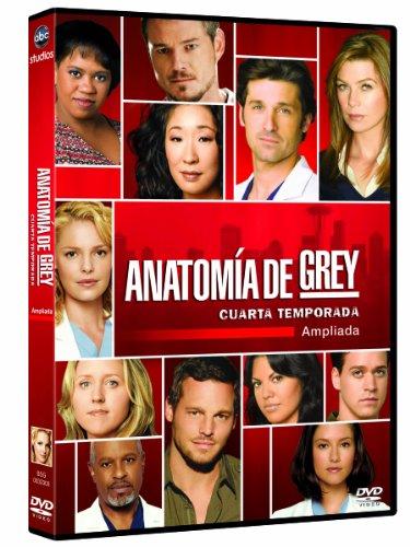 Anatomía de Grey - Temporada 4 [DVD]