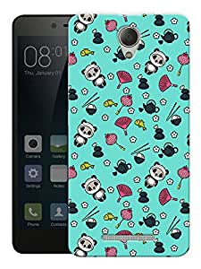 "Cute Baby Pandas Printed Designer Mobile Back Cover For ""Xiaomi Redmi 3S"" By Humor Gang (3D, Matte Finish, Premium Quality, Protective Snap On Slim Hard Phone Case, Multi Color)"