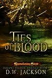Ties of Blood (Errant Soldier Trilogy Book 1)