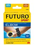 FUTURO(TM) Sport Custom Dial Tennis Elbow Strap 45980EN, Adjustable