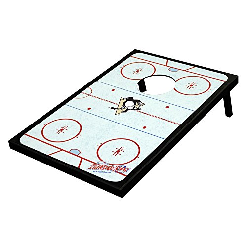 NHL Tailgate Toss Cornhole Set (Nhl Corn Hole Bags compare prices)
