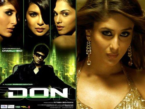 Don (2006) Dvd - Shahrukh Khan