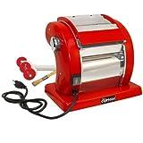 Weston Electric Pasta Machine, Red