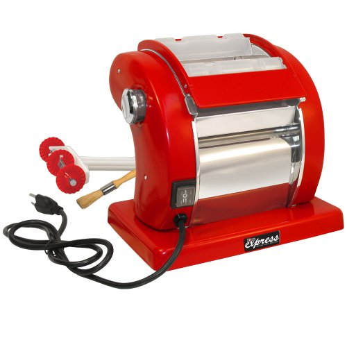 Weston 01-0601-W Roma Express Electric Pasta Machine