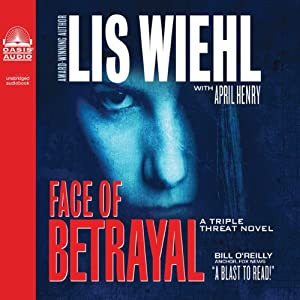 Face of Betrayal Audiobook