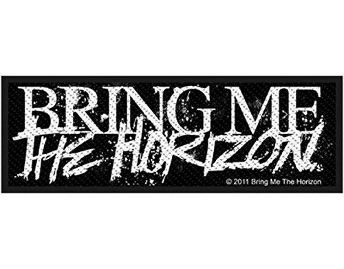 Bring Me the Horizon - Horror Logo - Toppa/Patch